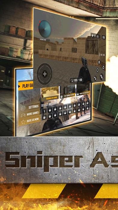 枪战射击打枪3D:成人枪械街机游戏