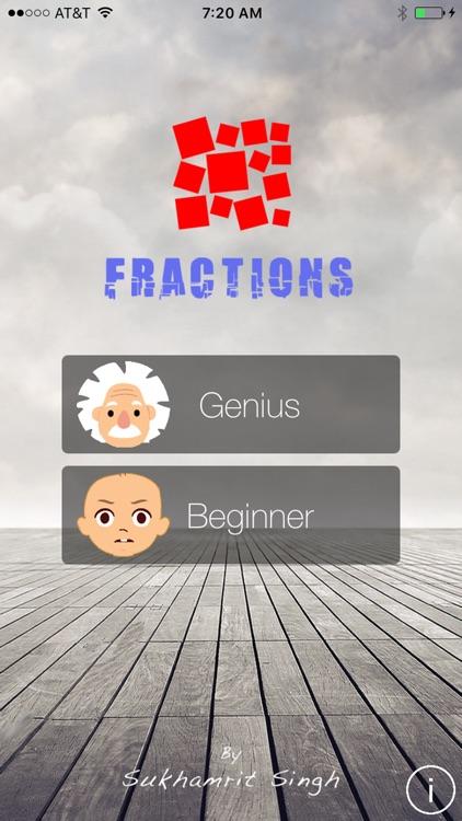 FractionsQuiz