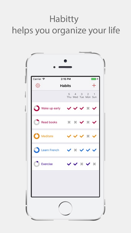 Habitty - Habit Tracker