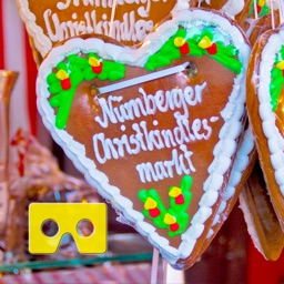 VR Christkindlmarket Nuremberg Virtual Reality 360