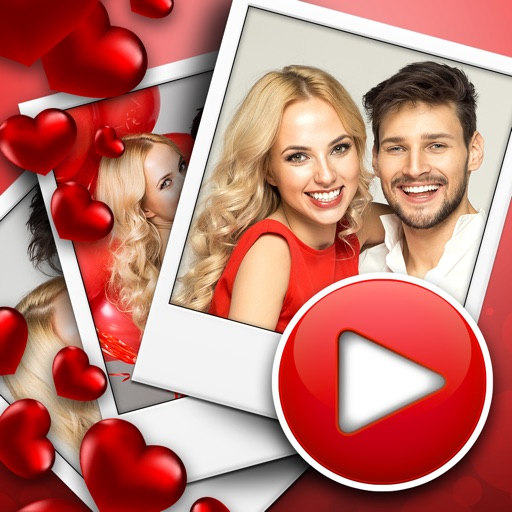 Valentine SlideShow - PhotoVideo Maker with Music