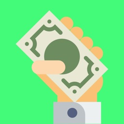 Money Stickers - Dream See Achieve Big Dollar