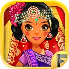 Activities of Indian Wedding Makeover Dress Up & Spa