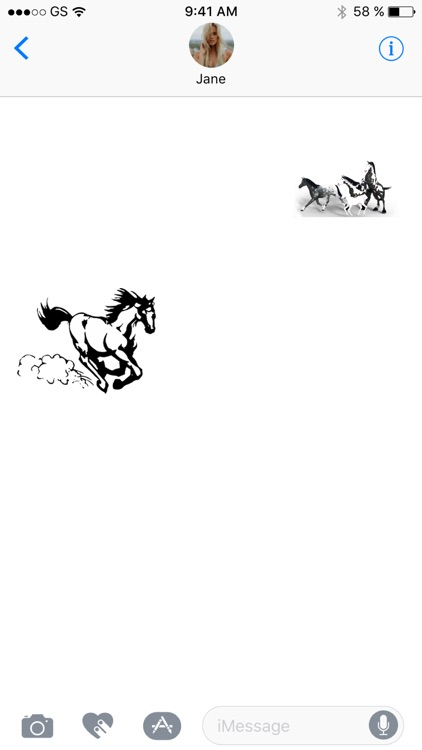 Horse Sticker Pack!