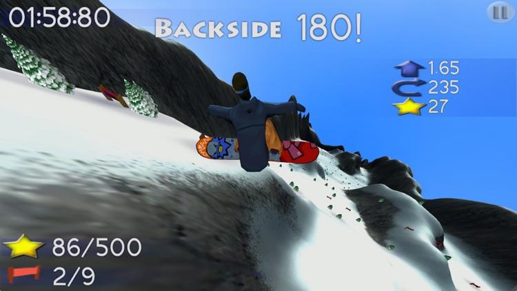 Big Mountain Snowboarding Lite