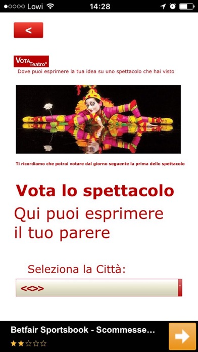 VOTATeatro screenshot 3