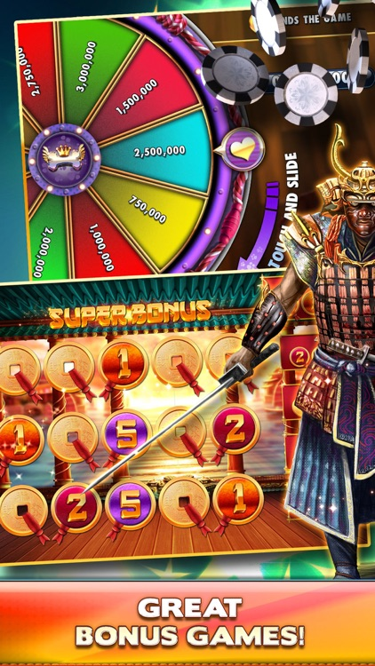 Slots Games - Free Casino Slot Machines screenshot-3