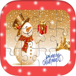 Chrismas Party New Year jigsaw