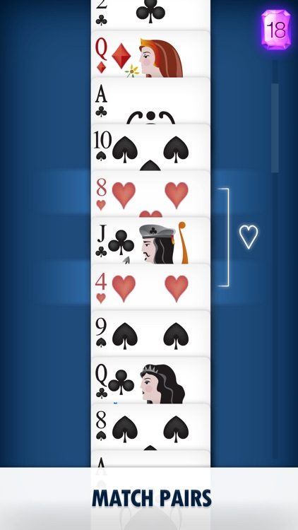 Pair Solitaire screenshot-1
