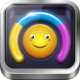 Mood O Scope - Mood Tracker, Mood Journal, Diary, Detector, Scanner & Analyzer - Track & Analyze Mood Patterns