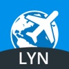 Lyon Travel Guide with Offline Street Map