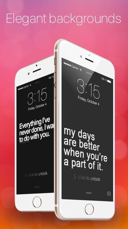 Cute Love Quotes Wallpapers 2017 screenshot-3
