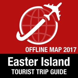 Easter Island Tourist Guide + Offline Map