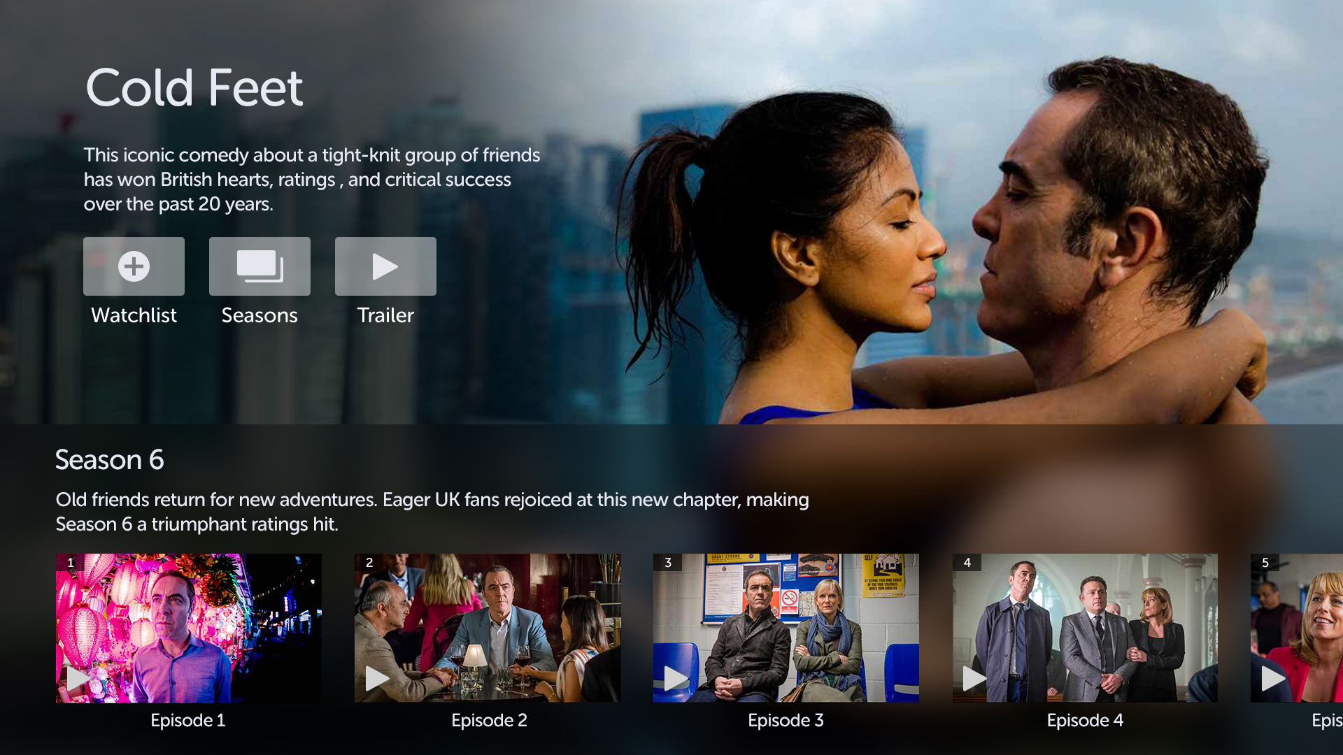 BritBox by BBC & ITV screenshot 13
