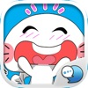 Funny Face Sea Lion Stickers for iMessage