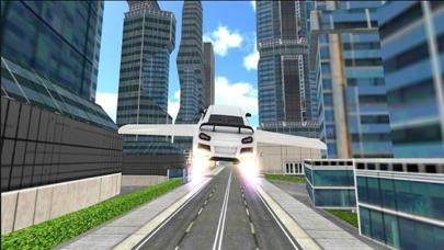 Fly-ing Sports Car Sim-ulator 3Dのおすすめ画像3