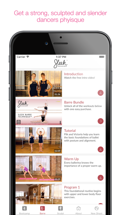 Sleek Technique - Sleek Ballet Video Collectionのおすすめ画像3