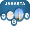 Jakarta Indonesia Offline City Maps Navigation
