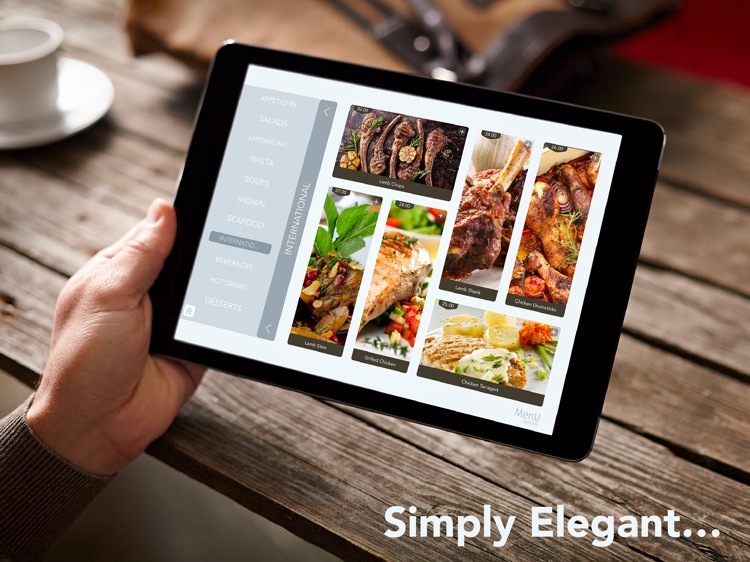 Menu Maker - Restaurants eMenu screenshot-4