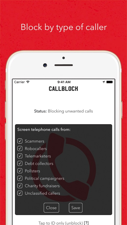 Callblock screenshot-1