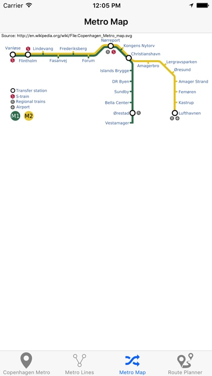 Copenhagen Metro & Subway screenshot-4