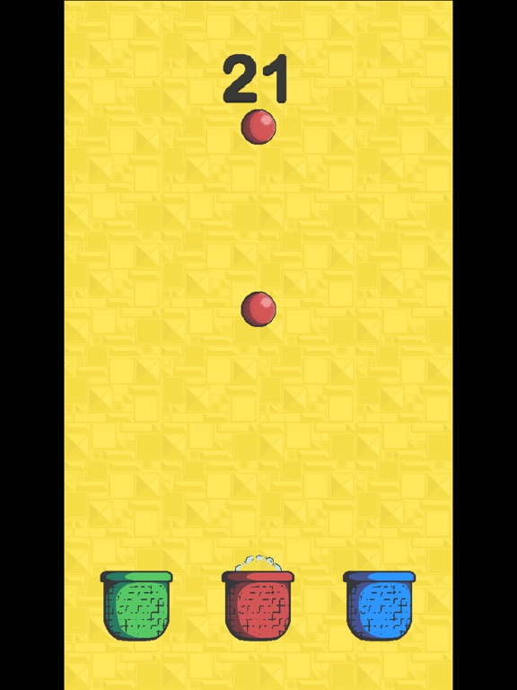 Screenshot #3 for Catch a Color Deluxe Ball Drop