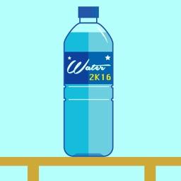 Bottle Flip Jump