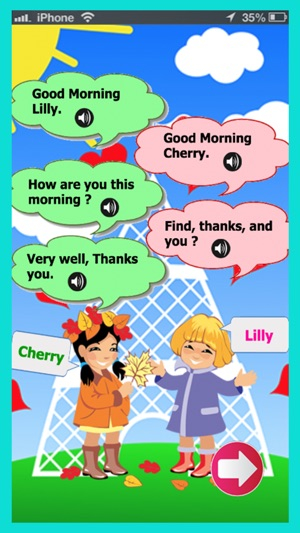 Easy english conversation greeting on the app store m4hsunfo