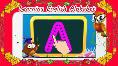 ABC Letter Tracing Writing Practice for Preschool screenshot three