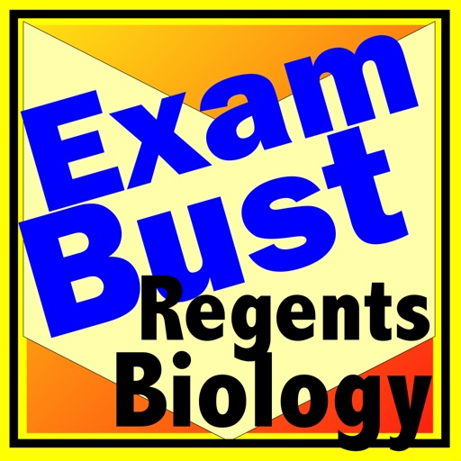 NY Regents Biology Prep Flashcards Exambusters