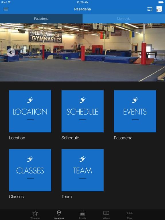 Club Champion Gym screenshot 5