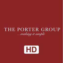 The Porter Group Real Estate for iPad