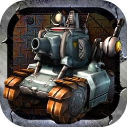 Tank Fight Wars-tank battle shoot games