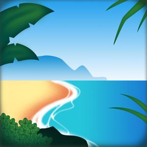 HawaiiMoji - Hawaiian Food Drink Text Stickers app