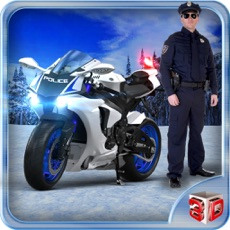 Activities of Offroad Police Bike Driving - Motorcycle Ride