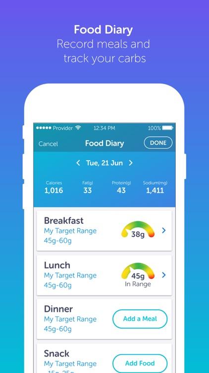 BlueStar C Diabetes screenshot-3