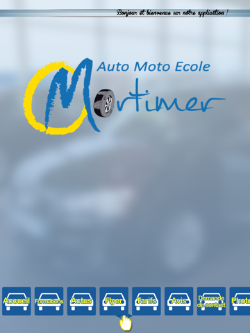 Auto-école Mortimer - náhled