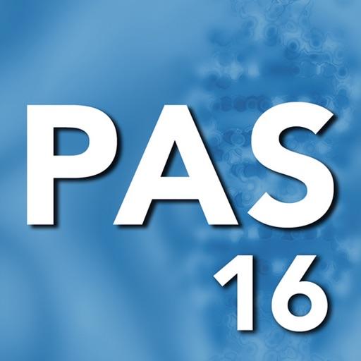 PAS 2016 icon