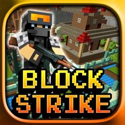Block Strike - MultiPlayer Survival Shooter