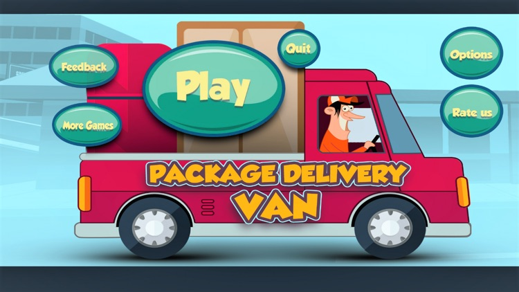 Gift Delivery Car: Driving & Parking in Block City screenshot-3