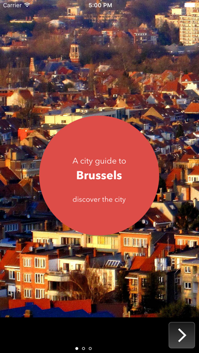 Brussels Travel & Tourism Guide screenshot two