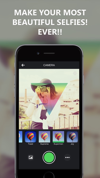 Camera and Photo Filters screenshot-4