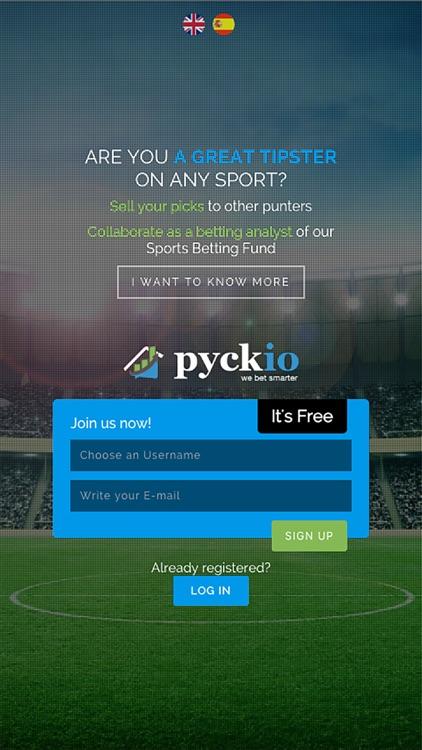 Pyckio - Sports Betting