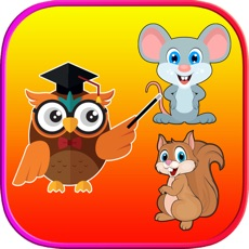 Activities of Animals Vocabulary Learning For Kids - 4 Fun Games
