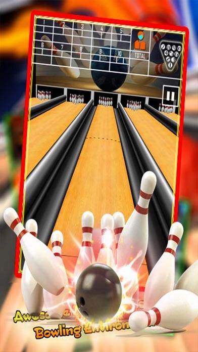 Ping Bowling Club 3D screenshot two