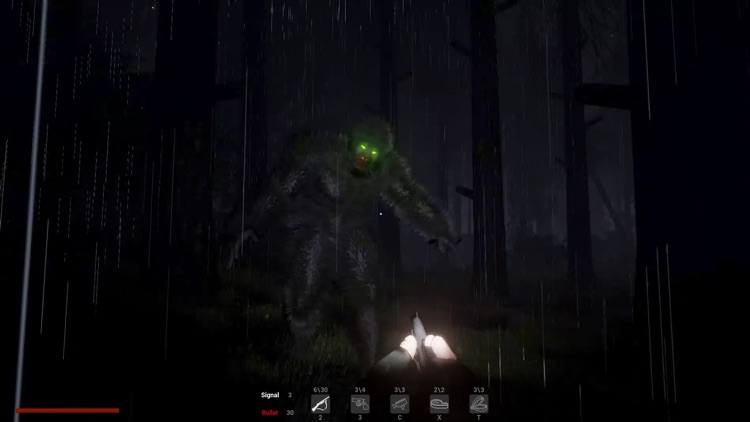 Finding Bigfoot Hunter MiniGame VR