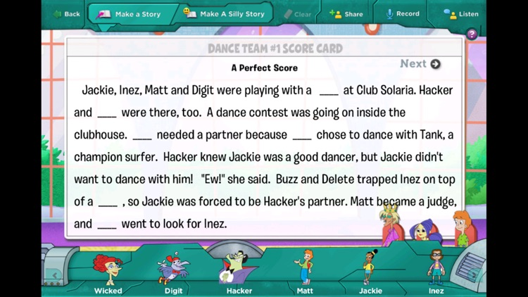 Cyberchase: A Perfect Score screenshot-4