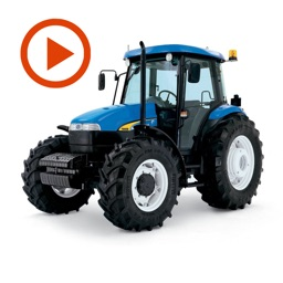 Vehicle(Tractor, Digger and Planes)Videos for Kids
