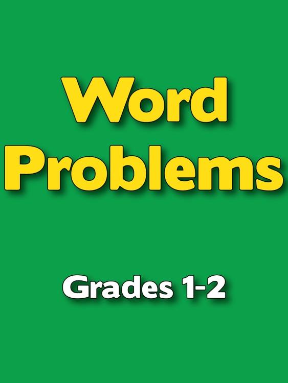 Word Problems Grades 1-2