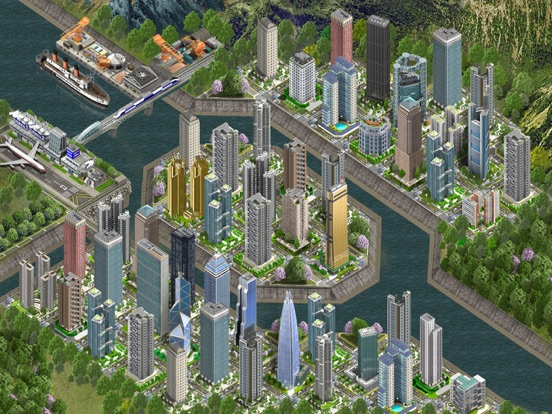 Simulation City® screenshot 6